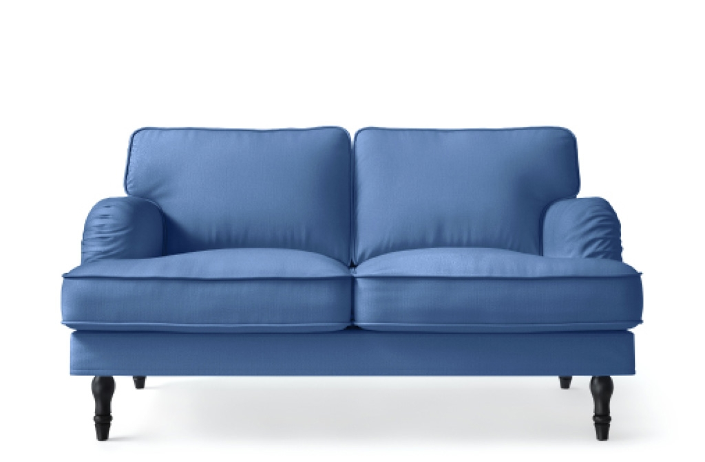 2 Seater Fabric Sofa Ikea Definitely Intended For IKEA Two Seater Sofas (View 1 of 20)