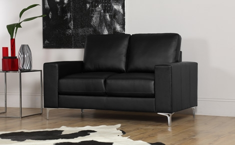 2 Seater Sofas Buy 2 Seater Sofas Online Furniture Choice good throughout Black 2 Seater Sofas (Image 6 of 20)