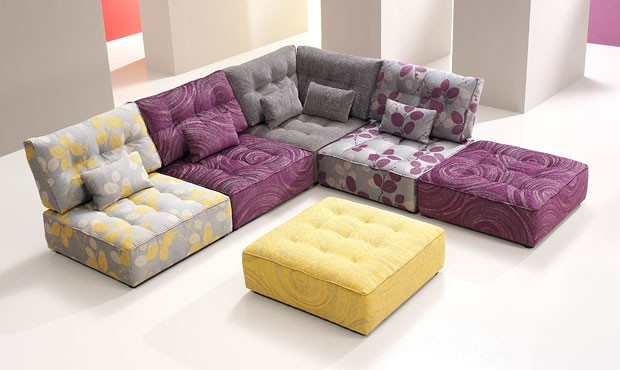 20 Awesome Modular Sectional Sofa Designs most certainly within Colorful Sectional Sofas (Image 2 of 20)