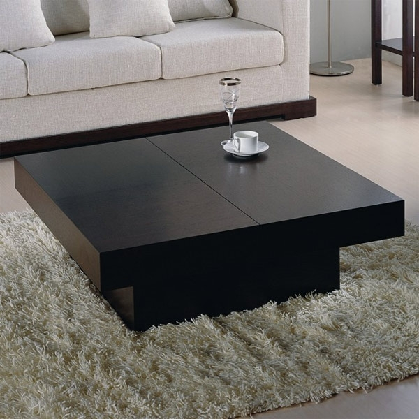 Featured Photo of Square Black Coffee Tables
