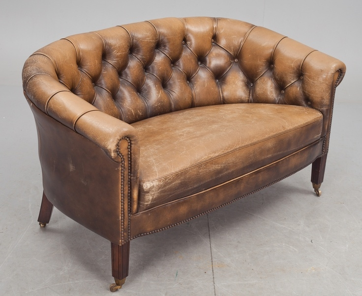 23 Best Sofas Images On Pinterest Nicely Within Small Chesterfield Sofas (View 5 of 20)