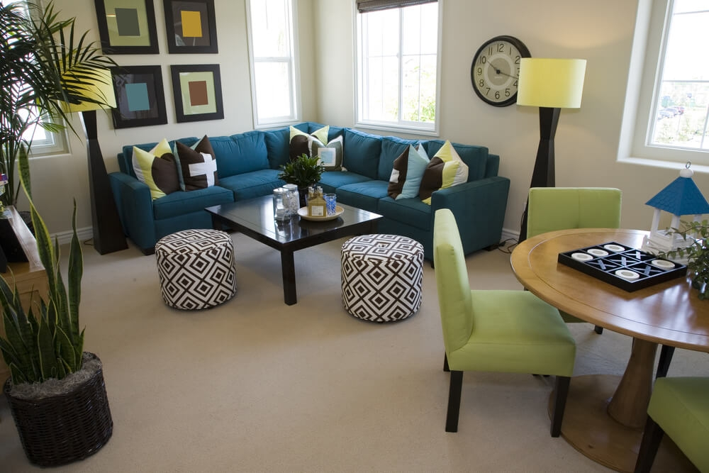 23 Modern Sectional Sofas For Small Spaces That Look Fabulous perfectly with regard to Armchairs for Small Spaces (Image 6 of 20)
