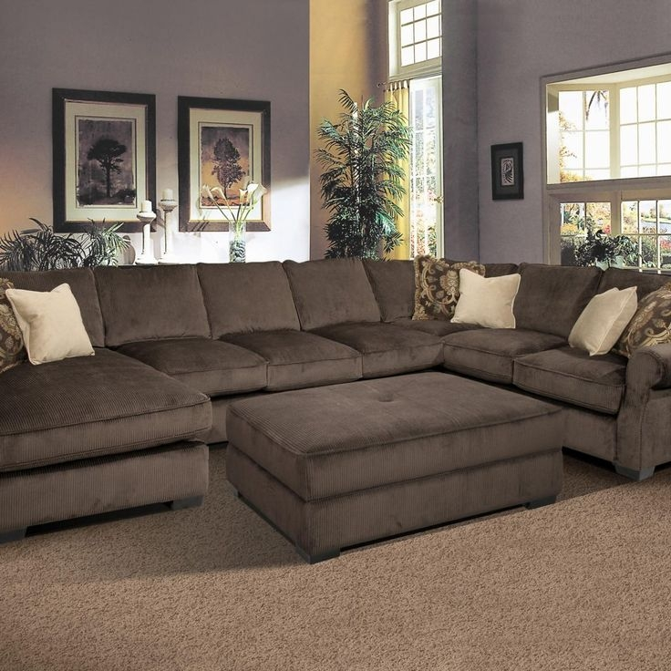 25 Best Extra Large Sectional Sofas Ideas On Pinterest Big very well in Extra Large Sectional Sofas (Image 2 of 20)