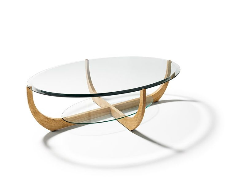 25 Best Oval Glass Coffee Table Ideas On Pinterest Glass Coffee clearly throughout Oval Glass Coffee Tables (Image 2 of 20)