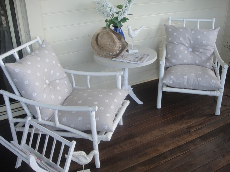 25 Best Pretzel Chairs Images On Pinterest certainly in White Cane Sofas (Image 1 of 20)