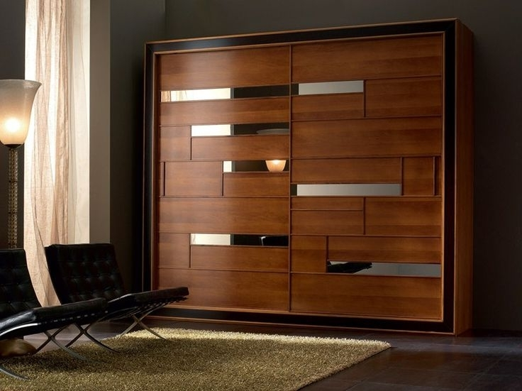 25 Best Solid Wood Wardrobes Ideas On Pinterest Modern Wardrobe nicely throughout Solid Wood Fitted Wardrobe Doors (Image 6 of 30)