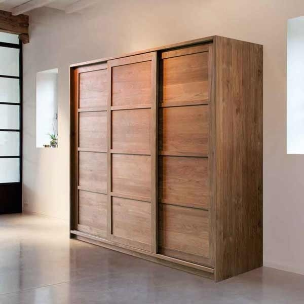 25 Best Solid Wood Wardrobes Ideas On Pinterest Modern Wardrobe nicely within Solid Wood Built In Wardrobes (Image 3 of 20)