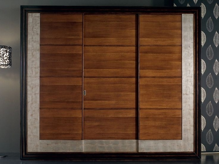 25 Best Solid Wood Wardrobes Ideas On Pinterest Modern Wardrobe perfectly intended for Solid Wood Fitted Wardrobe Doors (Image 15 of 30)