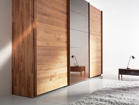 25 Best Solid Wood Wardrobes Ideas On Pinterest Modern Wardrobe properly throughout Solid Wood Fitted Wardrobe Doors (Image 2 of 30)