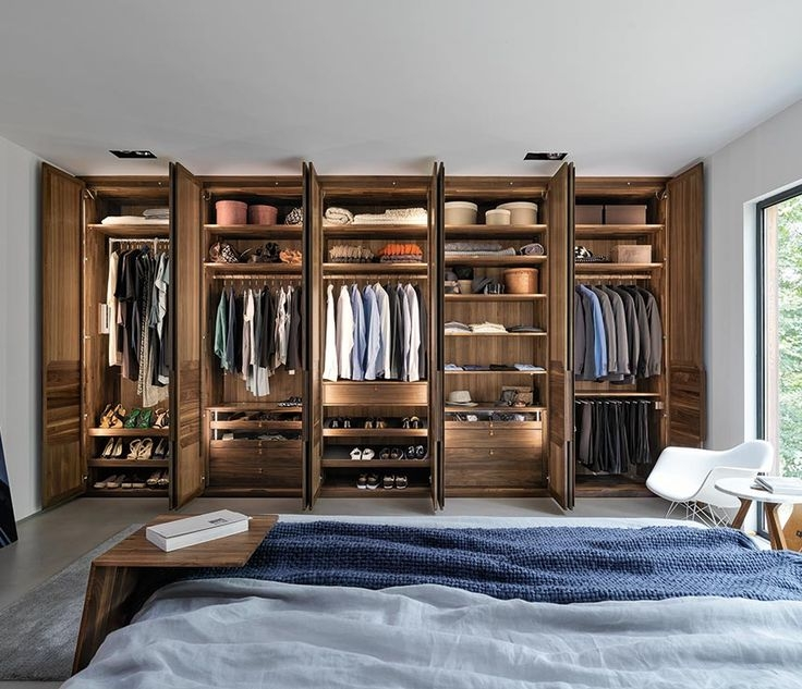 25 Best Solid Wood Wardrobes Ideas On Pinterest Modern Wardrobe very well in Solid Wood Built in Wardrobes (Image 11 of 20)