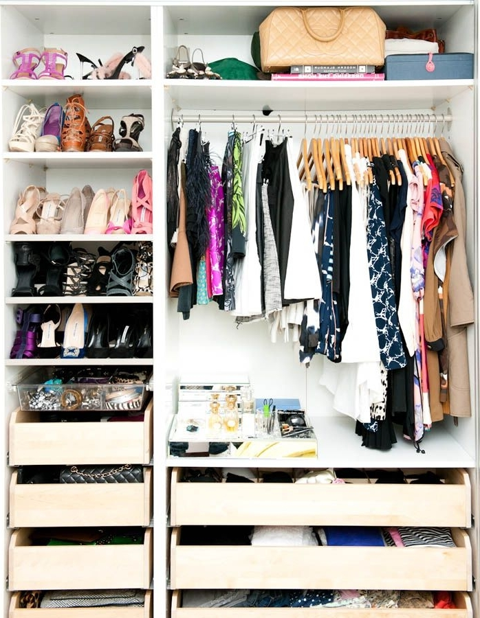 27 Best Ideas Wardrobe Images On Pinterest definitely in Drawers And Shelves For Wardrobes (Image 16 of 30)