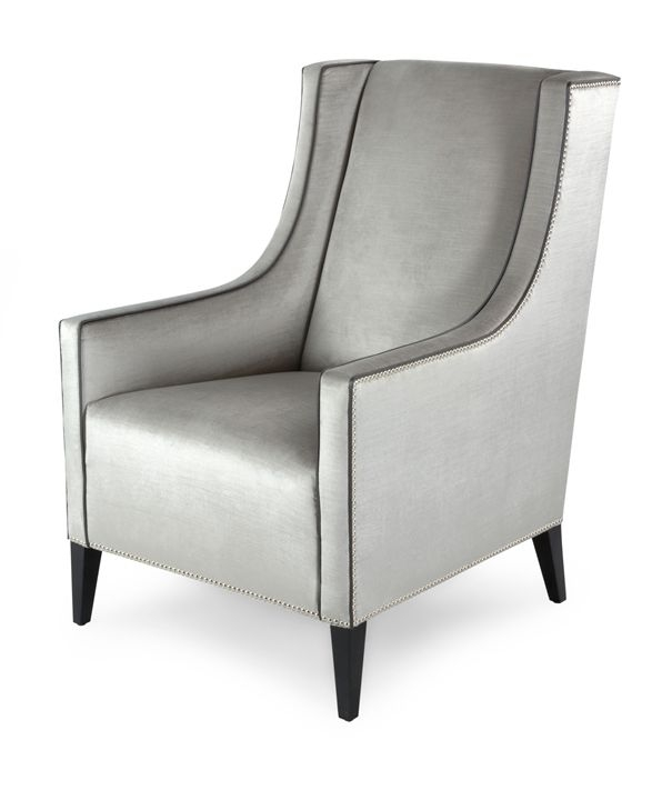 283 Best High Back Chair Lounge Chair Images On Pinterest well inside Chair Sofas (Image 1 of 20)