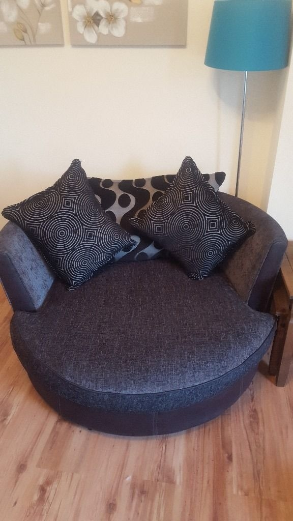 3 Seater Sofa And Cuddle Chair In Batley West Yorkshire Gumtree effectively in 3 Seater Sofa and Cuddle Chairs (Image 3 of 20)
