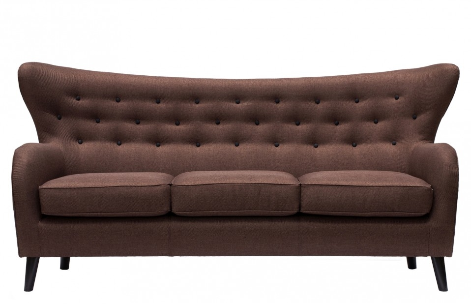 3 Seater Sofa Custom Made Sofa definitely intended for Three Seater Sofas (Image 1 of 20)
