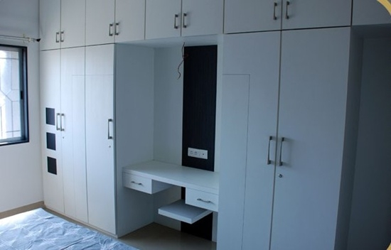 30 Modern Wall Wardrobe Almirah Designs certainly within Wall Wardrobes (Image 17 of 20)