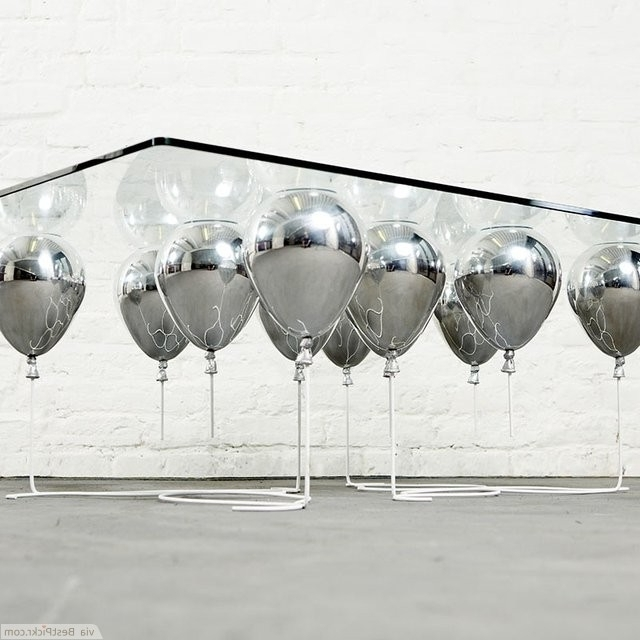 30 Unique Coffee Tables Cool Design Ideas For Unusual Living clearly for Unusual Glass Coffee Tables (Image 1 of 30)