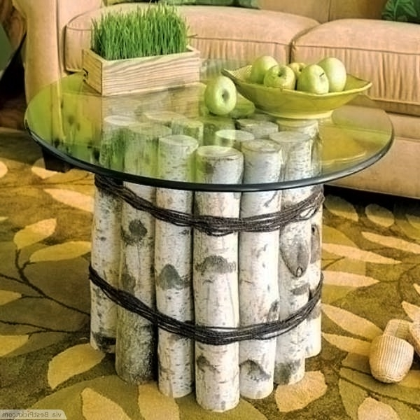 30 Unique Coffee Tables Cool Design Ideas For Unusual Living very well intended for Unusual Glass Coffee Tables (Image 24 of 30)