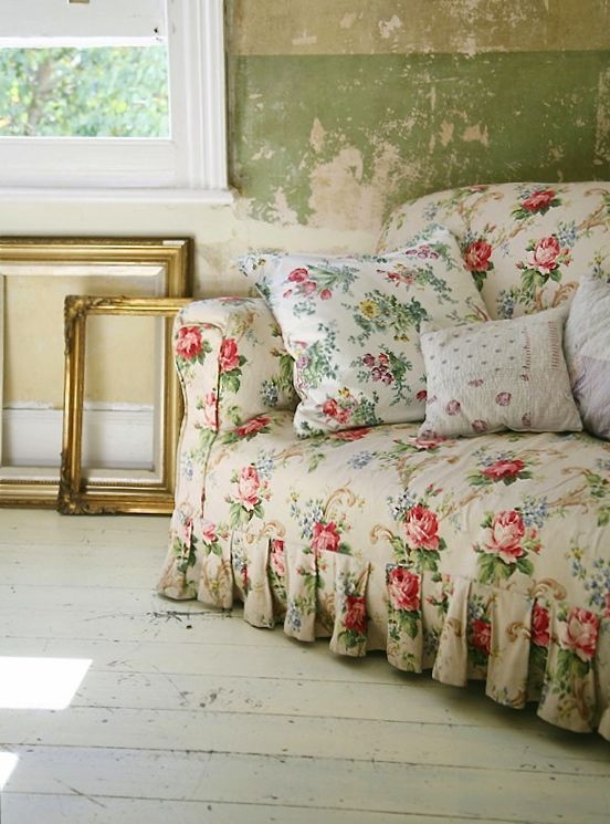 305 Best Sofas Chairs Ahhhhh Images On Pinterest Good In Floral Sofas And Chairs (Photo 13 of 20)