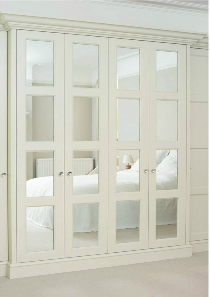 31 Best Fitted Wardrobes Decoholic properly within Fitted Wooden Wardrobes (Image 18 of 30)