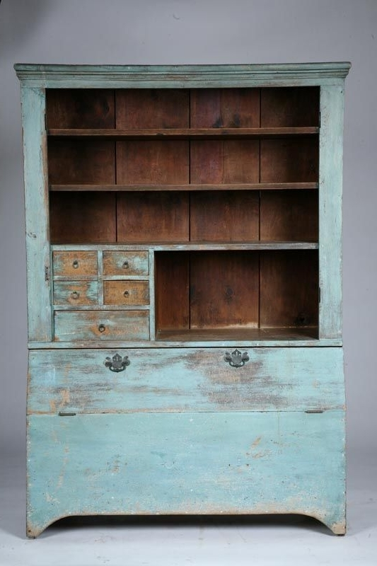 32 Best Old China Cabinets Images On Pinterest perfectly intended for Pine Wardrobe With Drawers And Shelves (Image 26 of 30)