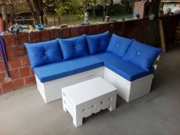 35 Super Cool Diy Sofas And Couches Page 2 Of 4 Diy Joy well regarding Diy Sectional Sofa (Image 6 of 20)