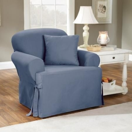 36 Best Slip Covers For Chairssofasottomansloveseats Images On certainly pertaining to Slipcovers for Chairs and Sofas (Image 3 of 20)