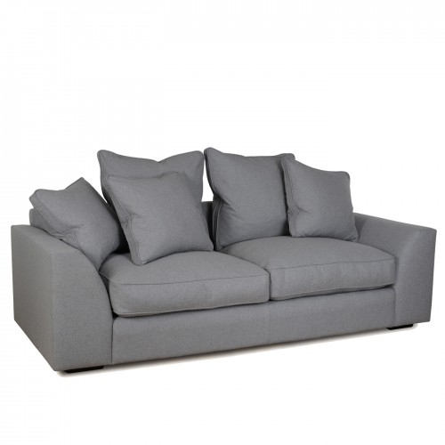 4 Seater Sofas Large Leather Fabric Modern Sofas Heals Effectively Throughout 4 Seater Sofas (View 5 of 20)