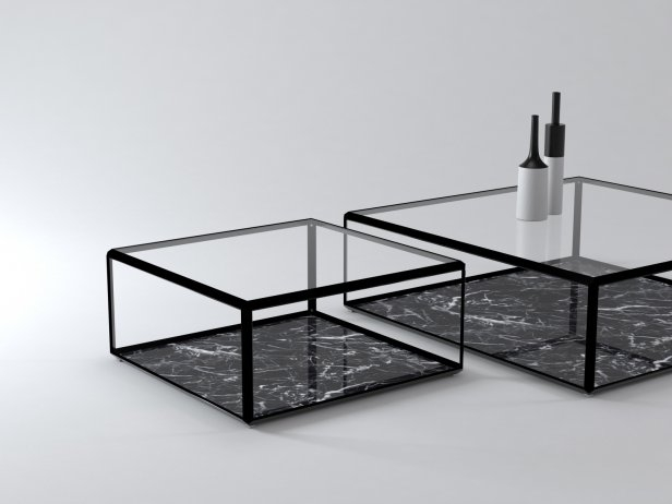 45 Coffee Table 3d Model Molteni C very well throughout C Coffee Tables (Image 1 of 20)