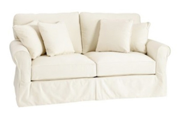 5 Apartment Sized Sofas That Are Lifesavers Hgtvs Decorating Perfectly Pertaining To 6 Foot Sofas (Photo 15 of 20)