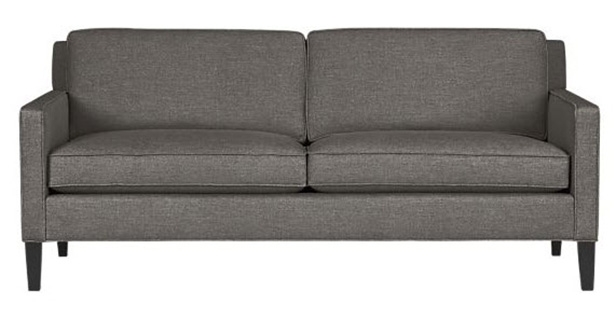 5 Apartment Sized Sofas That Are Lifesavers Hgtvs Decorating perfectly with regard to 68 Inch Sofas (Image 2 of 20)