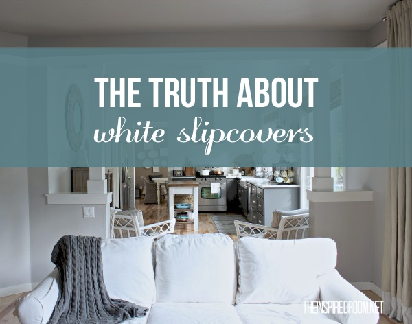 5 Things To Consider Before You Choose White Slipcovered Sofas Very Well In Slipcovers For Sofas And Chairs (View 5 of 20)