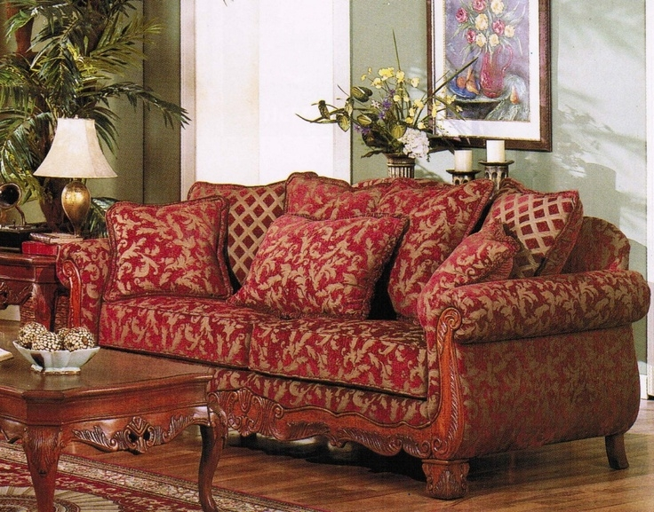 51 Best Floral Sofaupholstery Images On Pinterest Very Well With Floral Sofas And Chairs (Photo 16 of 20)