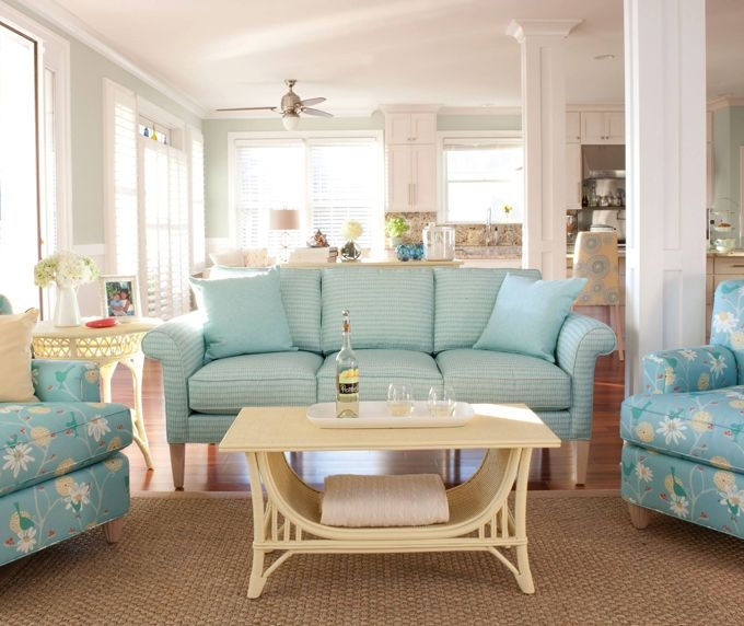 54 Best Sea Foam Sofa Images On Pinterest Most Certainly Regarding Cottage Style Sofas And Chairs (Photo 19 of 20)