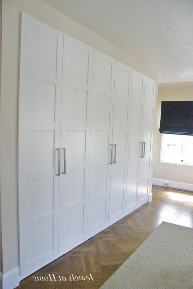 56 Best Wardrobe With Sliding Doors Images On Pinterest properly regarding Dark Wood Wardrobes Ikea (Image 24 of 30)