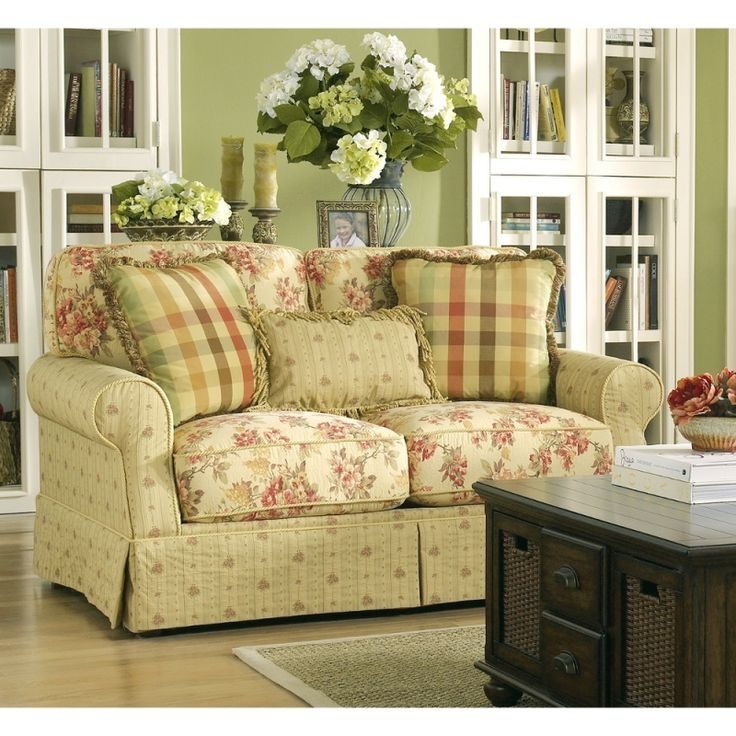 58 Best Chairs Images On Pinterest Most Certainly With Regard To Cottage Style Sofas And Chairs (Photo 3 of 20)