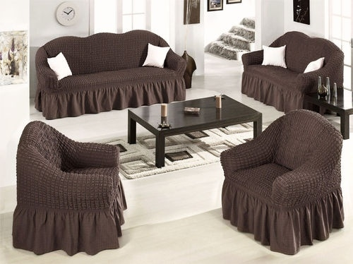 58 Best Sofa Covers Images On Pinterest Very Well Throughout Covers For Sofas And Chairs (Photo 1 of 20)