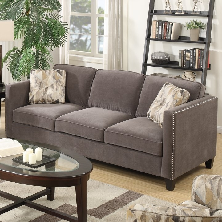 6 Foot Sofa Wayfair certainly intended for 6 Foot Sofas (Image 7 of 20)