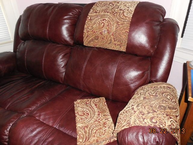 61 Best Furniture Protectors Wwwstitchnartmichelle good in Arm Caps For Chairs (Image 1 of 20)