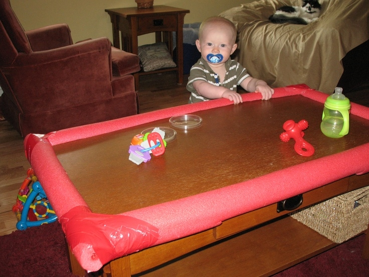7 Best Ba Proofing Images On Pinterest Definitely Regarding Baby Proof Coffee Tables Corners (Photo 3 of 20)