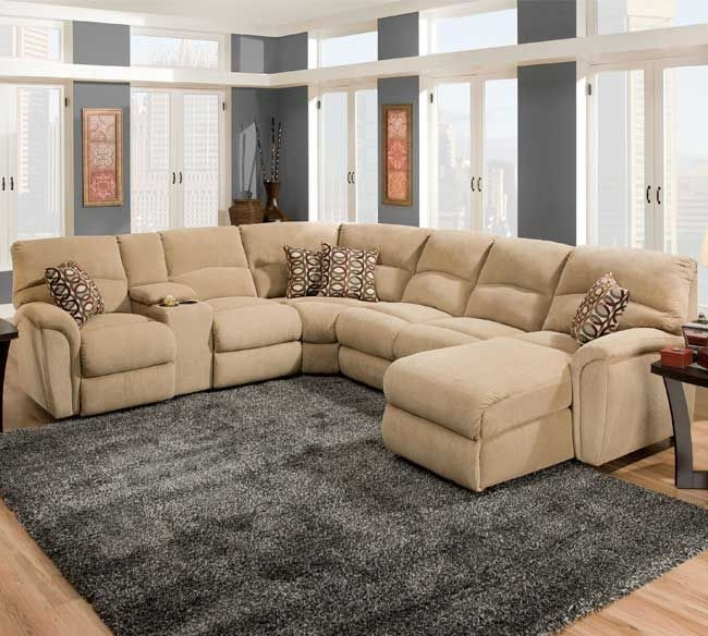 Popular Photo of Cozy Sectional Sofas