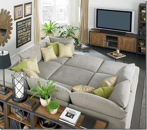 70 Best Cozy Sectionals Images On Pinterest Effectively Intended For Cozy Sectional Sofas (View 3 of 20)