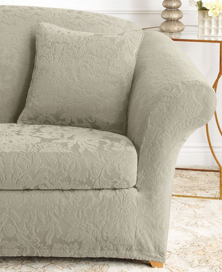 78 Best Furniture Slipcovers Images On Pinterest Properly In Slipcovers For Chairs And Sofas (Photo 16 of 20)