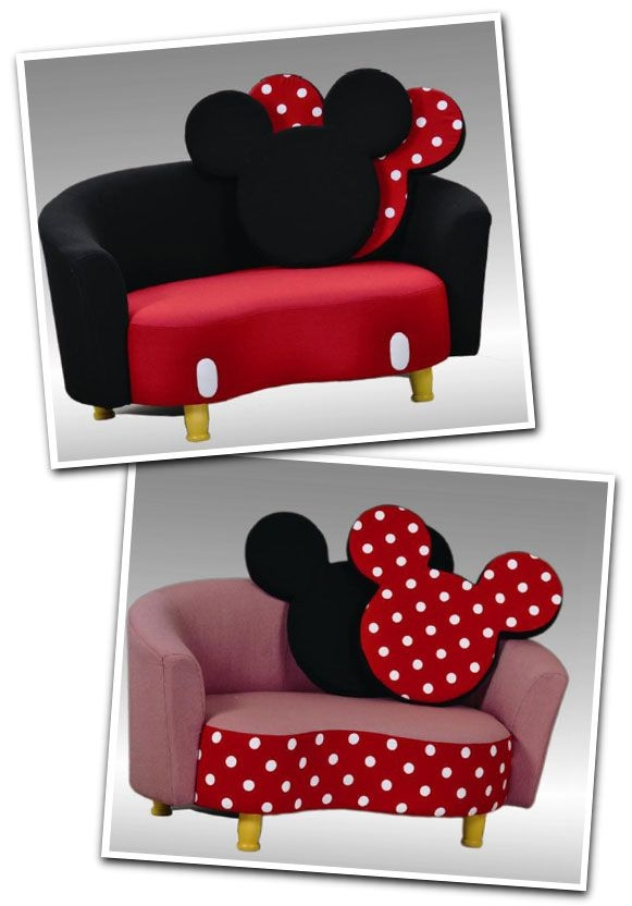 87 Best Disneyfurniture Images On Pinterest properly pertaining to Disney Sofa Chairs (Image 4 of 20)