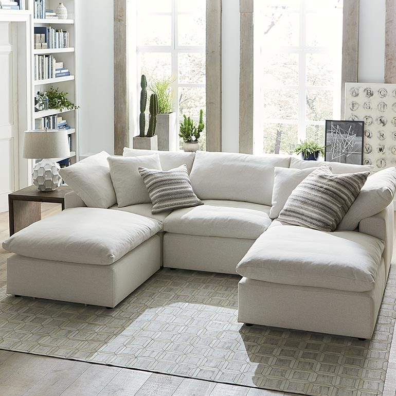 A Sectional Sofa Collection With Something For Everyone clearly intended for Small Sectional Sofa (Image 2 of 20)