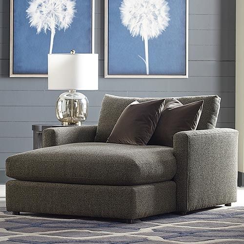 A Sectional Sofa Collection With Something For Everyone effectively with regard to Large Sofa Chairs (Image 2 of 20)
