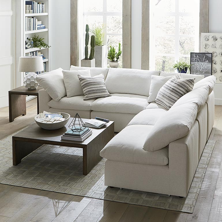 A Sectional Sofa Collection With Something For Everyone perfectly regarding Bassett Sectional Sofa (Image 4 of 20)