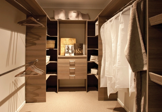 Adenbrook Homes Wardrobe Secrets good in Wardrobe Double Hanging Rail (Image 16 of 20)