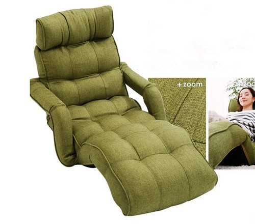 Aliexpress Buy Floor Folding Lounger Chair Color Adjustable perfectly in Folding Sofa Chairs (Image 3 of 20)