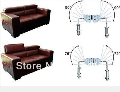 Aliexpress Buy Furniture Hardware Headrest Hinge Sofa Part effectively intended for Sofa Accessories (Image 1 of 20)