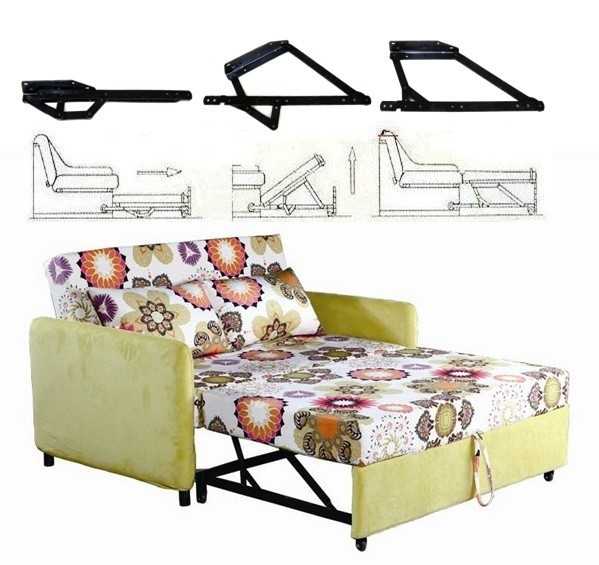 Aliexpress Buy Sofa Bed Mechanism Furniture Hardware Sofa most certainly throughout Sofa Accessories (Image 6 of 20)